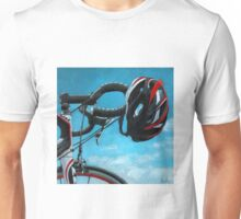 A Great Day - bicycle art T-shirt Unisex T-Shirt