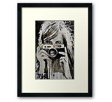 shutterbug Framed Print