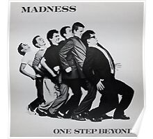 ONE STEP BEYOND MADNESS Poster