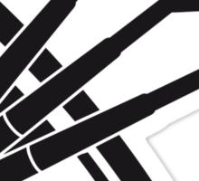 Dart Sport Design Sticker
