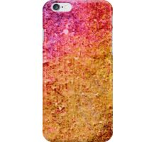 Abstract Crazy Colors iPhone Case Cool Retro New Grunge Texture iPhone Case/Skin