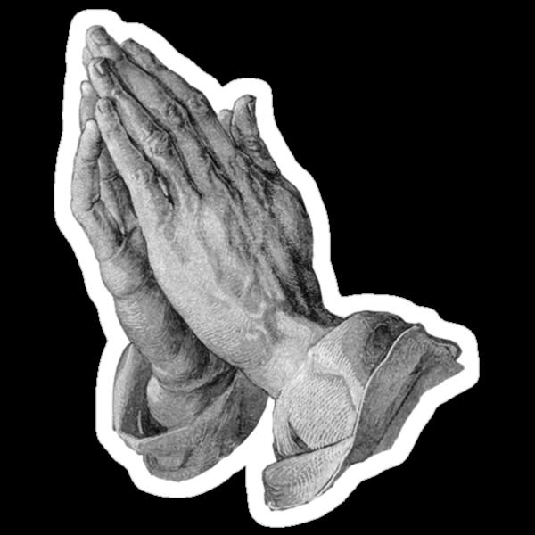 Durer - Hands Praying by William Martin