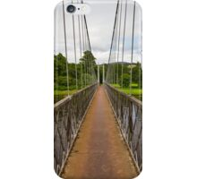 ABERLOUR - VIEW ACROSS THE PENNY BRIG 2 iPhone Case/Skin