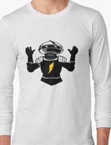 Mighty Morphin Power Rangers Alpha 5 Long Sleeve T-Shirt