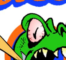 gator haters Sticker
