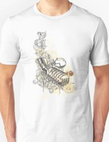 Music-mic-illustration T-Shirt