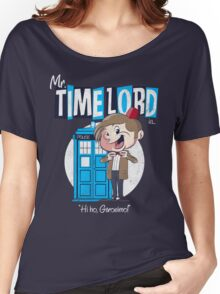 Hi ho, Geronimo! Women's Relaxed Fit T-Shirt