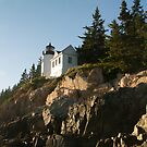 Bass Harbor Head light by Joseph Allert