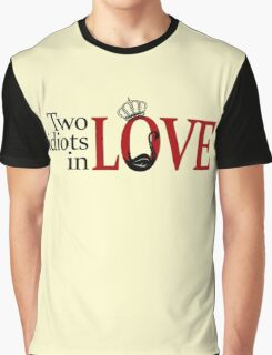 Swan Queen - Two idiots in love Graphic T-Shirt