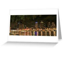 River City Greeting Card