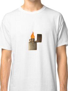 Lighter - flame Classic T-Shirt