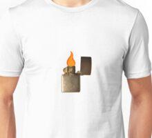 Lighter - flame Unisex T-Shirt