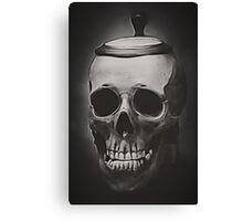 Death Smile Canvas Print