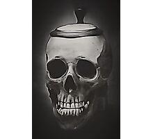 Death Smile Photographic Print