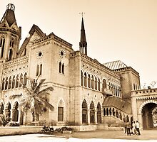 Frere Hall by Nazm  Photography