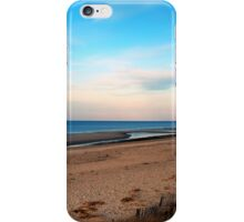 The Cold Beach iPhone Case/Skin