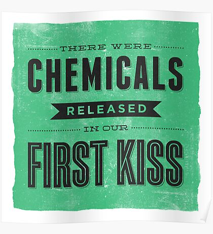 Chemicals Poster