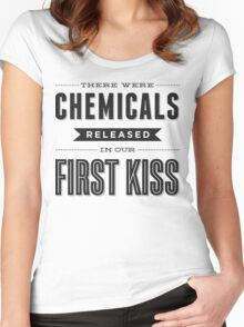 Chemicals Women's Fitted Scoop T-Shirt