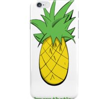 You Know That's Right iPhone Case/Skin