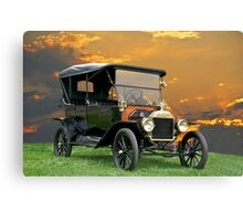 1914 Ford Model T Touring Car Canvas Print