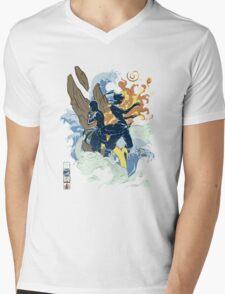 Avatar Bender Mens V-Neck T-Shirt