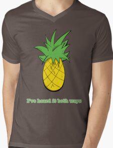 I've Heard it Both Ways Mens V-Neck T-Shirt