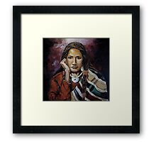 Wrapped In Tradition #9 Framed Print