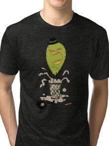 Press Monster Tri-blend T-Shirt