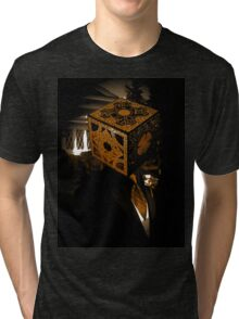 Hellbox Man Tri-blend T-Shirt