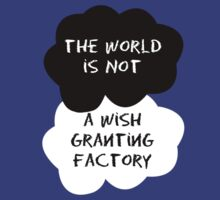 TFIOS - The World Is Not a Wish Granting Factory by Connie Yu