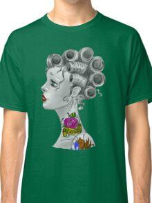 Tattooed Curlers Classic T-Shirt