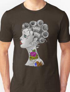 Tattooed Curlers Unisex T-Shirt