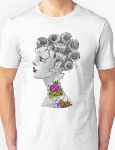 Tattooed Curlers T-Shirt