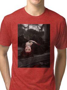 Elizabeth Bathory Tri-blend T-Shirt