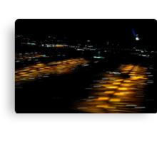 I'm Leaving,  On a Jet Plane Canvas Print