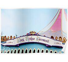 King Arthur's Carousel Poster