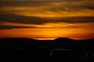 Adirondack Sunset by John Schneider