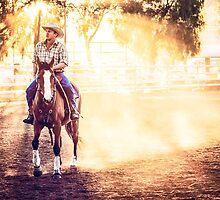 Horse Calendar 7 by Candice O'Neill