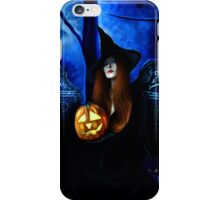 Samhain Witch iPhone Case/Skin