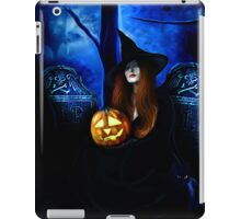 Samhain Witch iPad Case/Skin