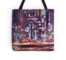 Future Tokyo Tote Bag