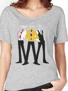 Team Lads, Formal Silhouettes Women's Relaxed Fit T-Shirt