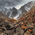 Barren rocks III (HDR) by zumi
