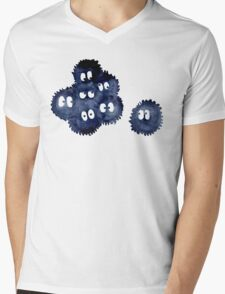 Silly Soot Sprites Mens V-Neck T-Shirt