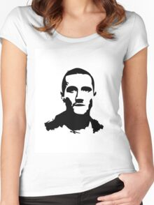 Mr Frusciante Women's Fitted Scoop T-Shirt