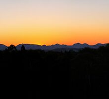 Warrumbungles, NSW, Australia. by Andy Newman