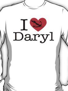 I Love Daryl T-Shirt
