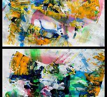 Quadriptych The Four Seasons by Dmitri Matkovsky