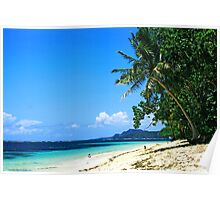Alegria Beach -  Siargao Island Poster