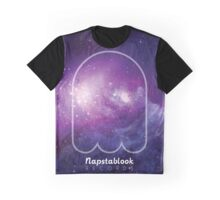 Napstablook Records - Undertale Graphic T-Shirt